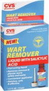 CVS Wart Remover Liquid With Salicylic Acid